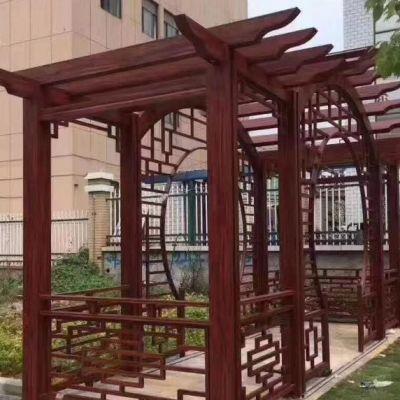 庭院葡萄架搭建