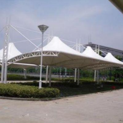 景区公园膜结构雨棚