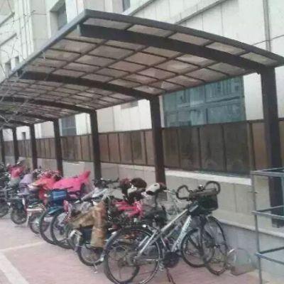 昆明自行车车棚厂家