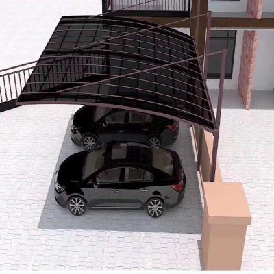 大理自行车棚停车棚设计制作公司
