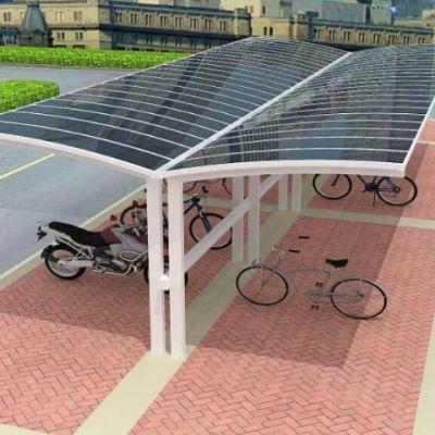 云南自行车棚停车棚设计制作公司