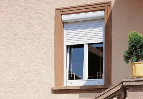 欧式铝合金卷帘窗 卷帘窗