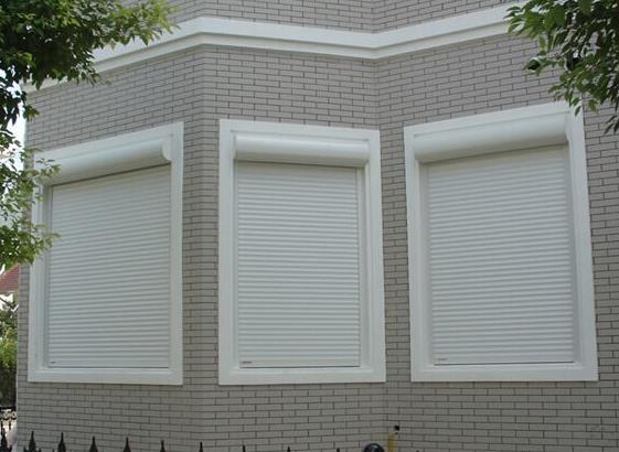 外遮阳卷帘窗厂家 卷帘窗